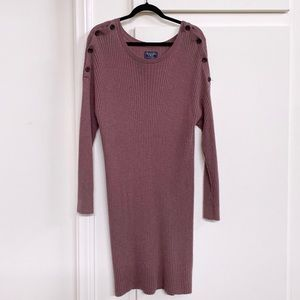 Abercrombie & Fitch Sweater Dress Size Large